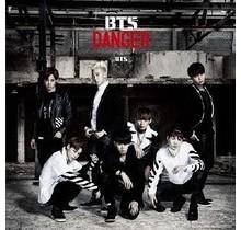 [CD]DANGER -JAPANESE VER.- [TRADING CARD FOR 1ST PRESSING ]