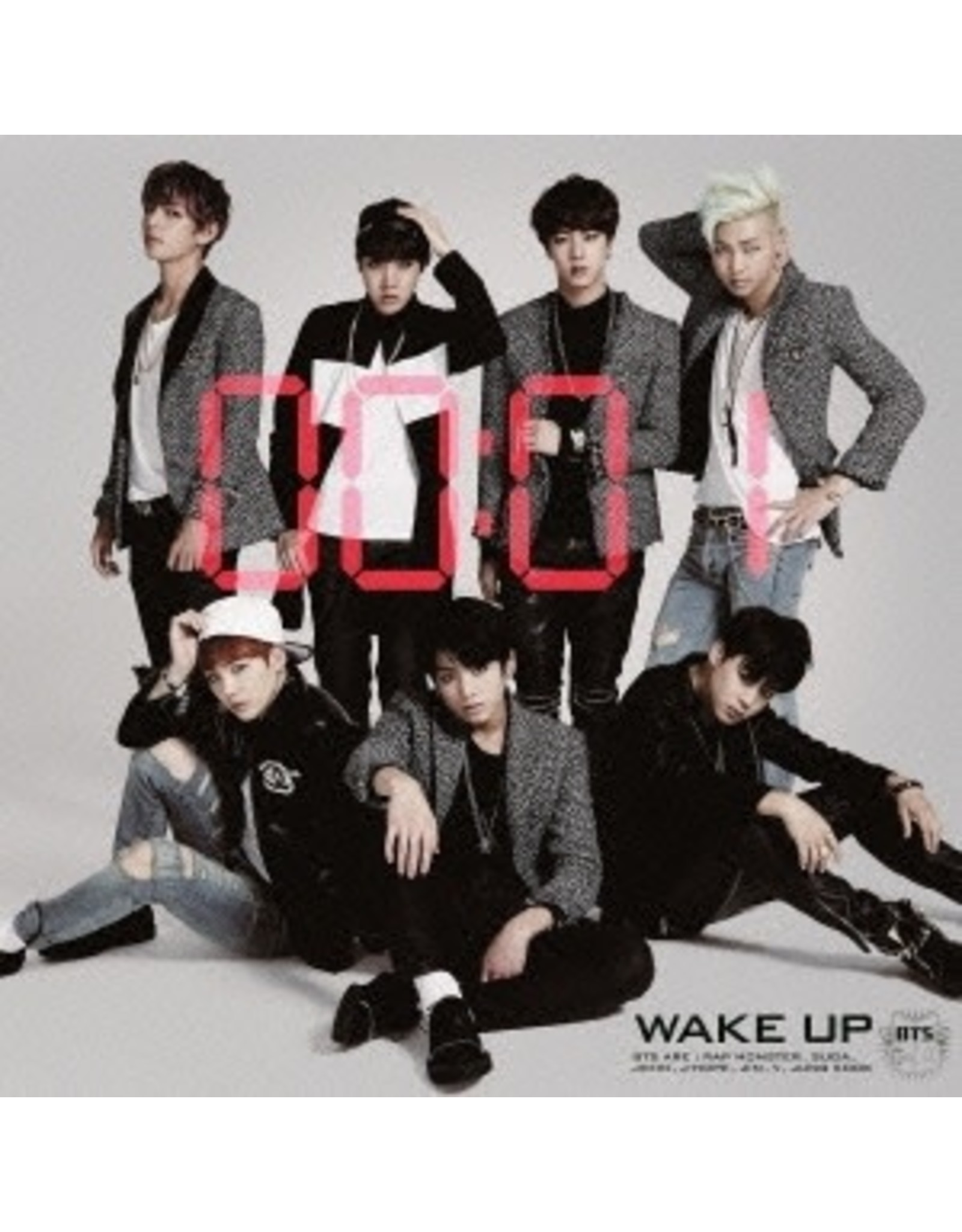CANYON [CD]WAKE UP  [TRADING CARD FOR 1ST PRESSING ]