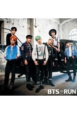 CANYON [CD]RUN-JAPANESE VER.- [TRADING CARD FOR 1ST PRESSING ]