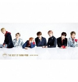 CANYON [CD]THE BEST OF BTS-JAPAN EDITION-  [CD+DVD]