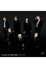 CANYON [CD]THE BEST OF BTS-KOREA EDITION-