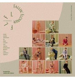 UM... [CD]FALLIN` FLOWER [PHOTOCARD/PHOTOBOOK(16P)/PHOTOCARD]