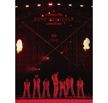 UM... UIBV-90028 [DVD]BTS WORLD TOUR `LOVE YOURSELF` -JAPAN EDITION-  [LIMITED/DIGIPACK/BOX/PHOTOBOOK(100P)]