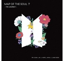 UM... UICV-1111 [CD]MAP OF THE SOUL : 7 - THE JOURNEY -   [TRADING CARD FOR 1ST PRESSING/BOOKLET ]