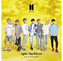 UM... UICV-9313 [CD]LIGHTS/BOY WITH LUV   [LIMITED-A/CD+DVD]