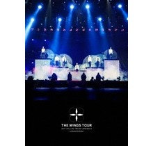 UM... UIXV-10012 [BLU-RAY]2017 BTS LIVE TRILOGY EPISODE 3 THE WINGS TOUR -JAPAN EDITION-
