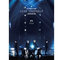 UM... UIXV-90022 [BLU-RAY]BTS WORLD TOUR `LOVE YOURSELF` -JAPAN EDITION-  [LIMITED/DIGIPACK/BOX/PHOTOBOOK/PHOTOCARD(24P) ]