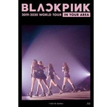 UM... UPXH-1071 [BLU-RAY]BLACKPINK 2019-2020 WORLD TOUR IN YOUR AREA  [:16P BOOKLET]