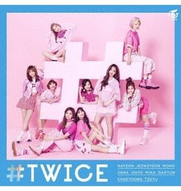WP [CD]#TWICE [TRADING CARD FOR 1ST PRESSING ]