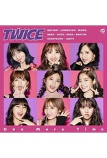 WP [CD]ONE MORE TIME  [TRADING CARD FOR 1ST PRESSING ]