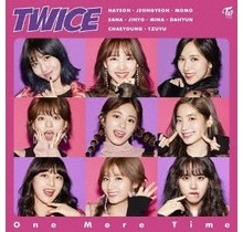 [CD]ONE MORE TIME  [TRADING CARD FOR 1ST PRESSING ]