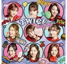 [CD]CANDY POP  [TRADING CARD FOR 1ST PRESSING ]