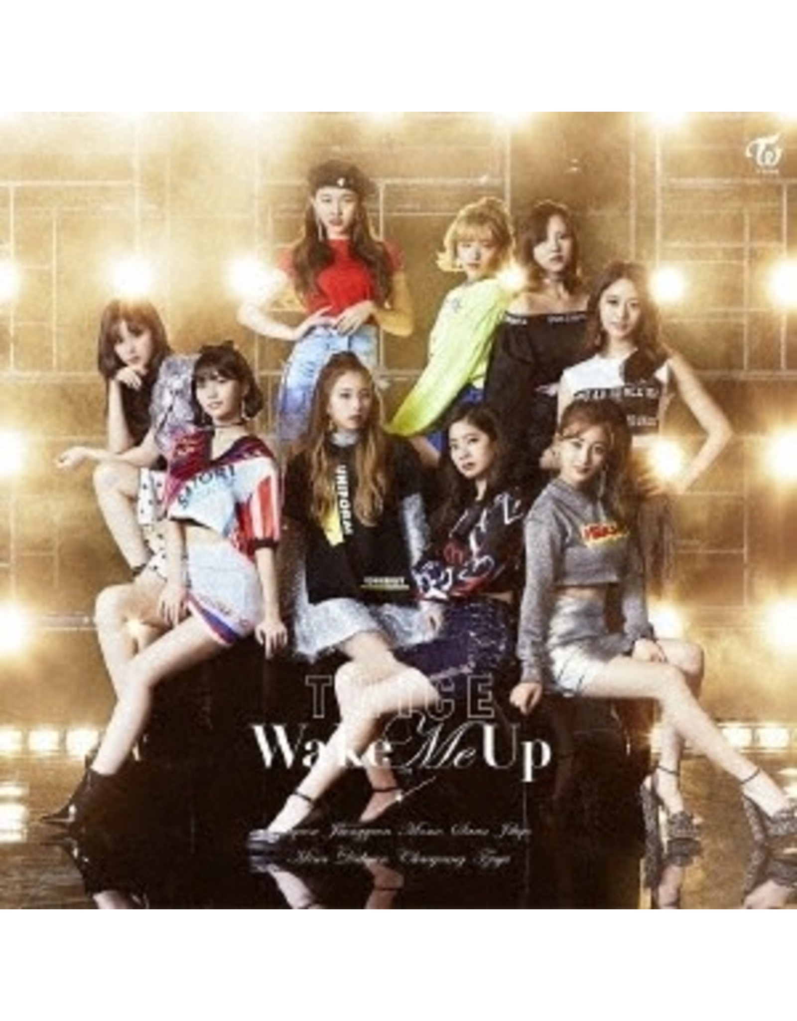WP [CD]WAKE ME UP [TRADING CARD FOR 1ST PRESSING ]