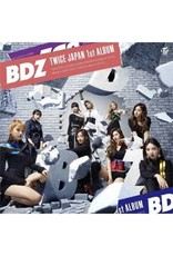 WP [CD]BDZ  [W/20P BOOKLET/W/TRADING CARD]
