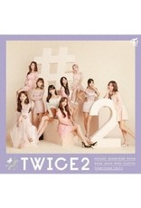 WP [CD]#TWICE2  [TRADING CARD FOR 1ST PRESSING ]