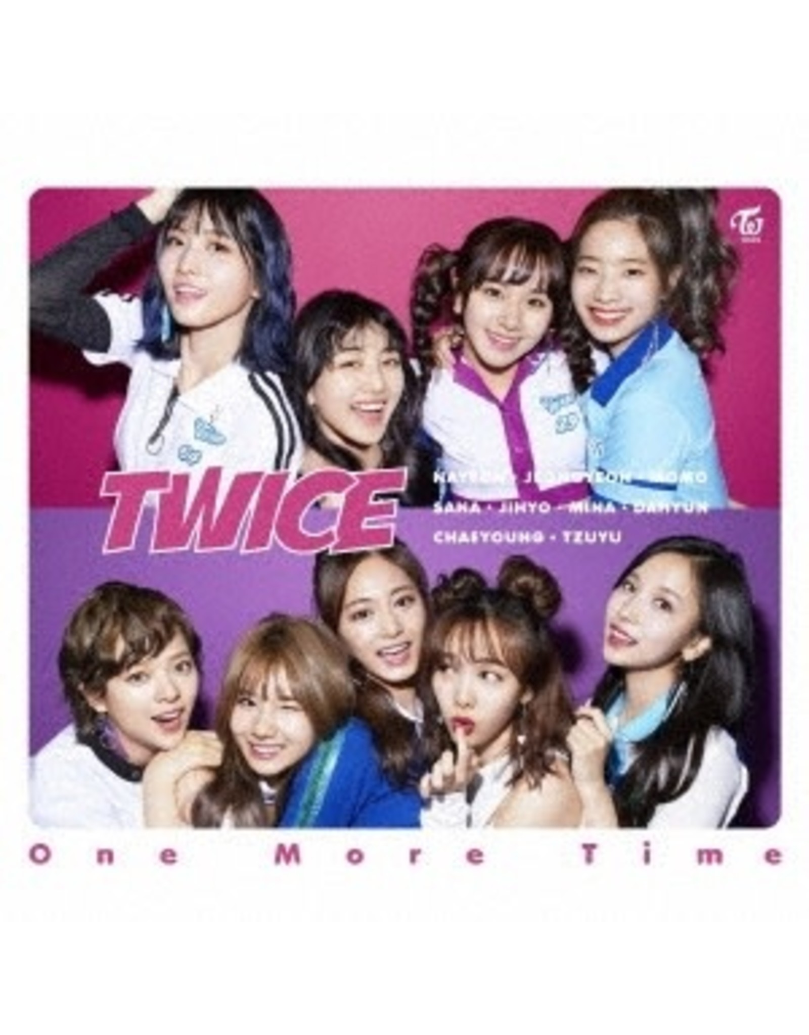 WP [CD]ONE MORE TIME   [LIMITED-B/CD+DVD/SLEEVE CASE/TRADING CARD ]