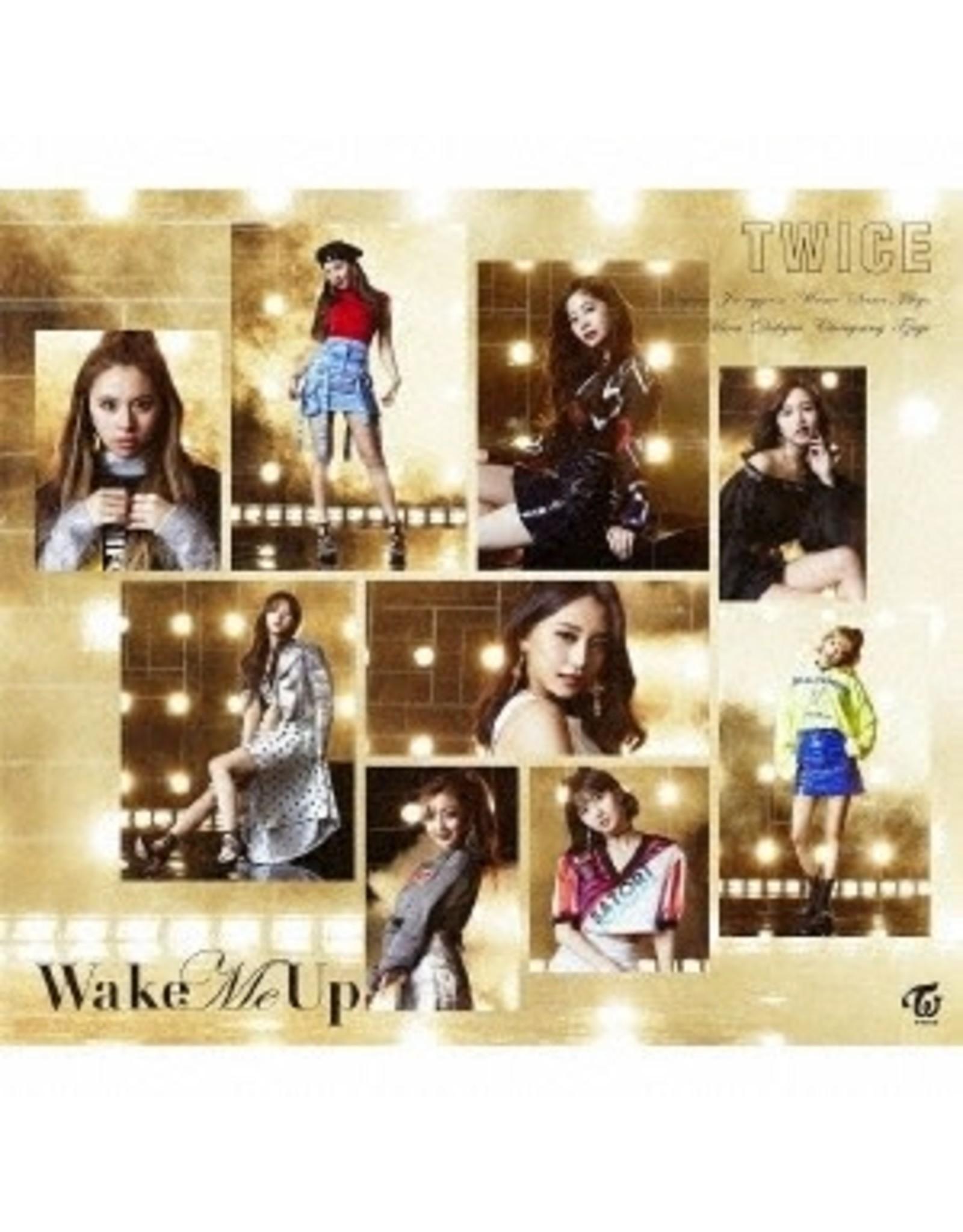 WP [CD]WAKE ME UP  [LIMITED-B/CD+DVD/TRADING CARD ]