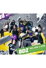 WP [CD]BDZ   [LIMITED-A/CD+DVD/32P BOOKLET/SLEEVE CASE]