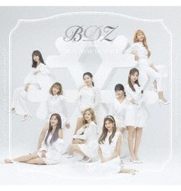 WP [CD]BDZ -REPACKAGE-   [LIMITED/CD+DVD/W/48P BOOKLET/TRADING CARD(9)]