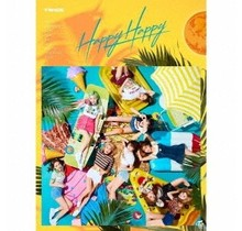 [CD]HAPPY HAPPY   [LIMITED-A/CD+DVD/DIGIPACK/TRADING CARD]