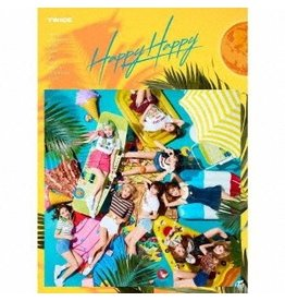 WP [CD]HAPPY HAPPY   [LIMITED-A/CD+DVD/DIGIPACK/TRADING CARD]