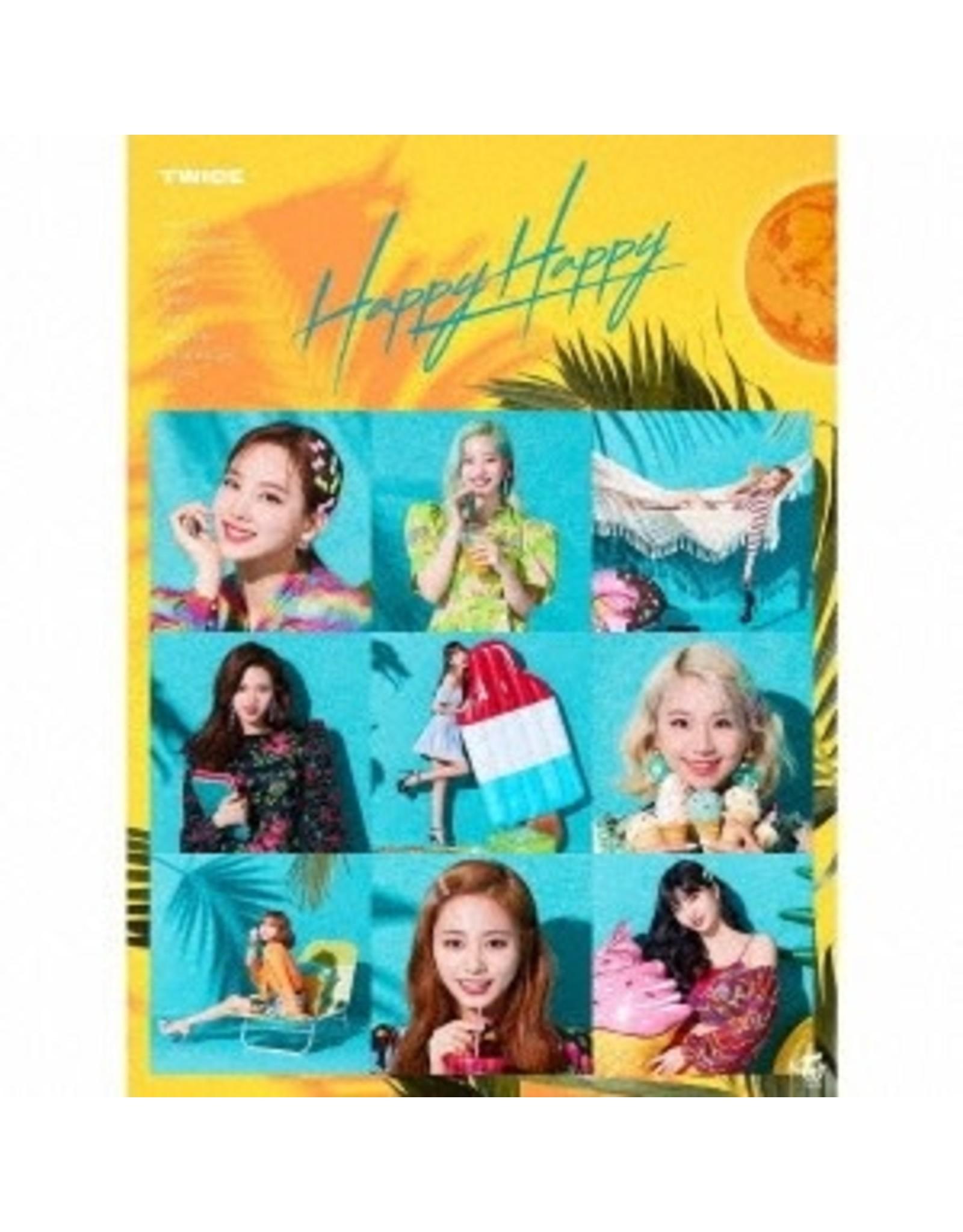 WP [CD]HAPPY HAPPY   [LIMITED-B/CD+DVD/DIGIPACK/TRADING CARD]