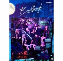 [CD]BREAKTHROUGH  [LIMITED-A/CD+DVD/DIGIPACK/TRADING CARD]
