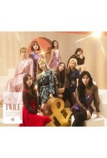 CBS [CD]&TWICE  [LIMITED-A/CD+DVD/SLEEVE CASE/TRADING CARD ]