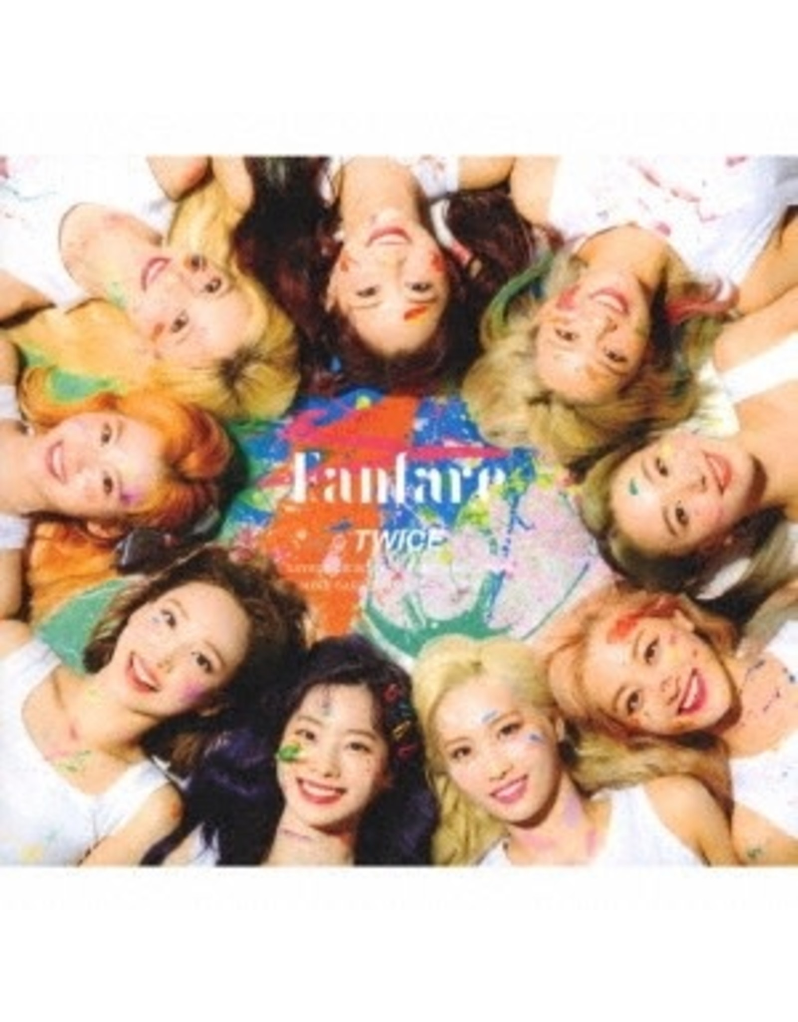 CBS [CD]FANFARE   [LIMITED-A/CD+DVD/TRADING CARD ]
