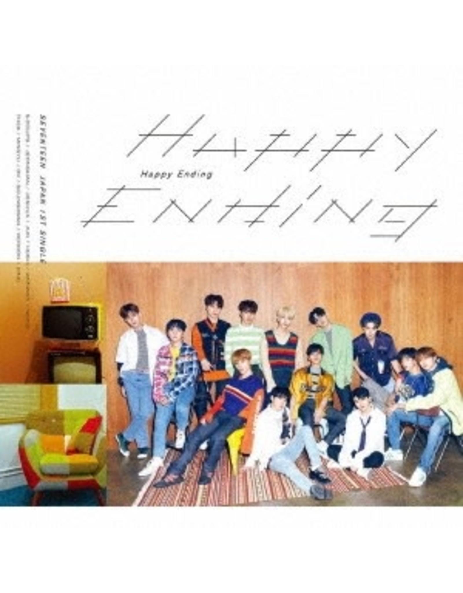 JPT [CD]HAPPY ENDING  [LIMITED-A/CD+36P PHOTOBOOK&CARD(A)/DIGIPACK ]