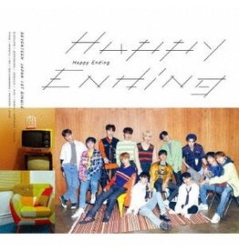 JPT [CD]HAPPY ENDING  [LIMITED-A/CD+36P PHOTOBOOK&CARD(A)/DIGIPACK ]