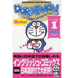 SHOGAKKAN [BILINGUAL] DORAEMON GADGET CAT FROM THE FUTURE 1