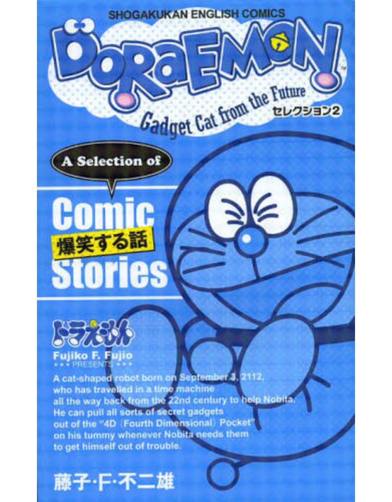 SHOGAKKAN [BILINGUAL] DORAEMON SELECTION 2 COMIC STORIES