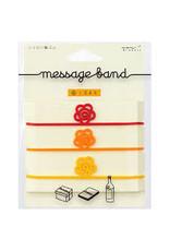 Designphil Inc. MESSAGE BAND HANAMARU