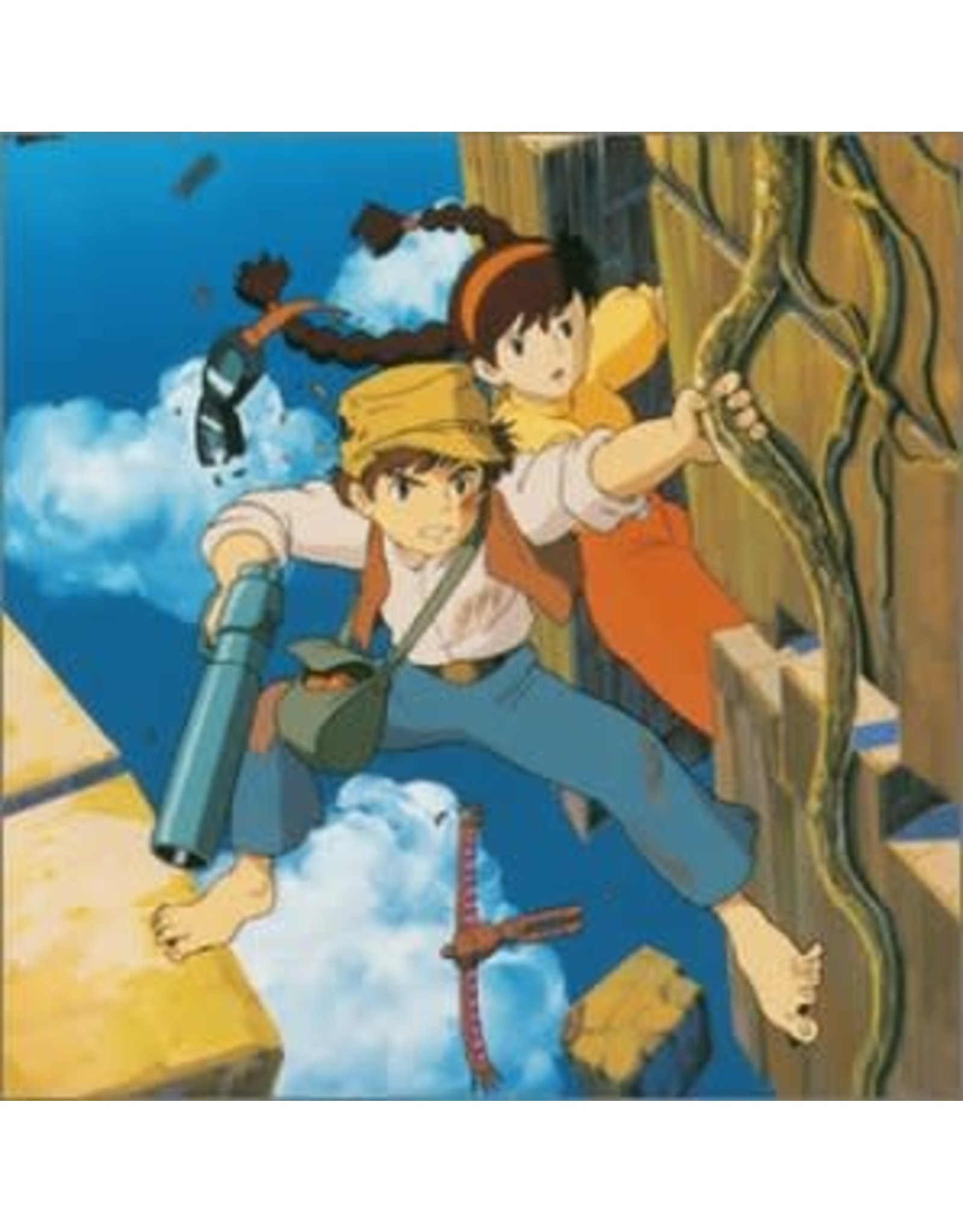 TOKUMA [CD]TENKU NO SHIRO LAPUTA (O.S.T.) [RE-ISSUE]  -STUDIO GHIBLI-