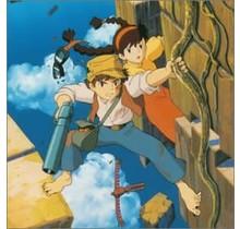 TOKUMA - [CD]TENKU NO SHIRO LAPUTA (O.S.T.) [RE-ISSUE]