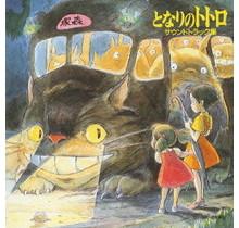 TOKUMA - [CD]TONARI NO TOTORO (O.S.T.) [RE-ISSUE]