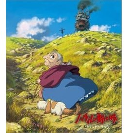 TOKUMA [CD]HOWL'S MOVING CASTLE (O.S.T.)