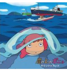 TOKUMA [CD]GAKE NO UE NO PONYO SOUNDTRACK