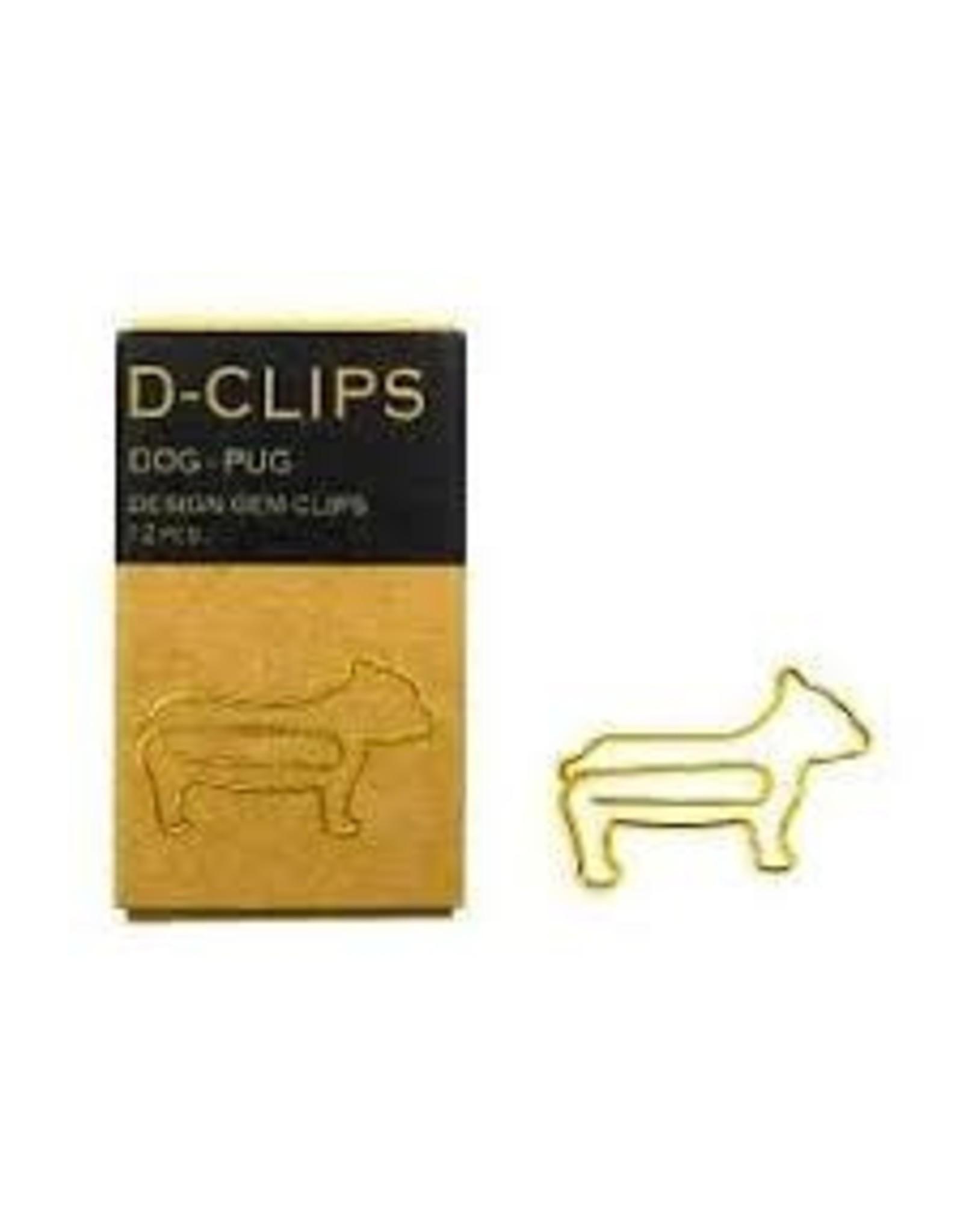 Designphil Inc. D-CLIPS MINI BOX PUG