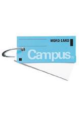 KOKUYO CAMPUS WORD CARD BLUE