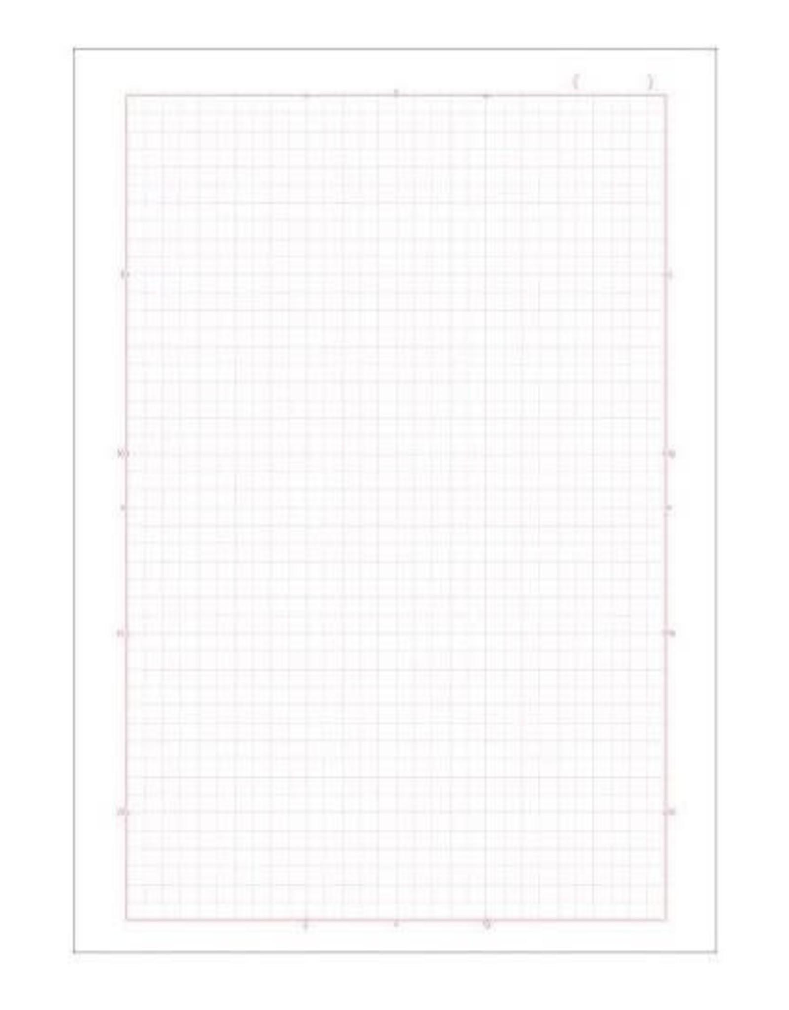 Kyokuto Associates co., ltd. KYOKUTO  GRID NOTEBOOK - FLAMINGO LT01P