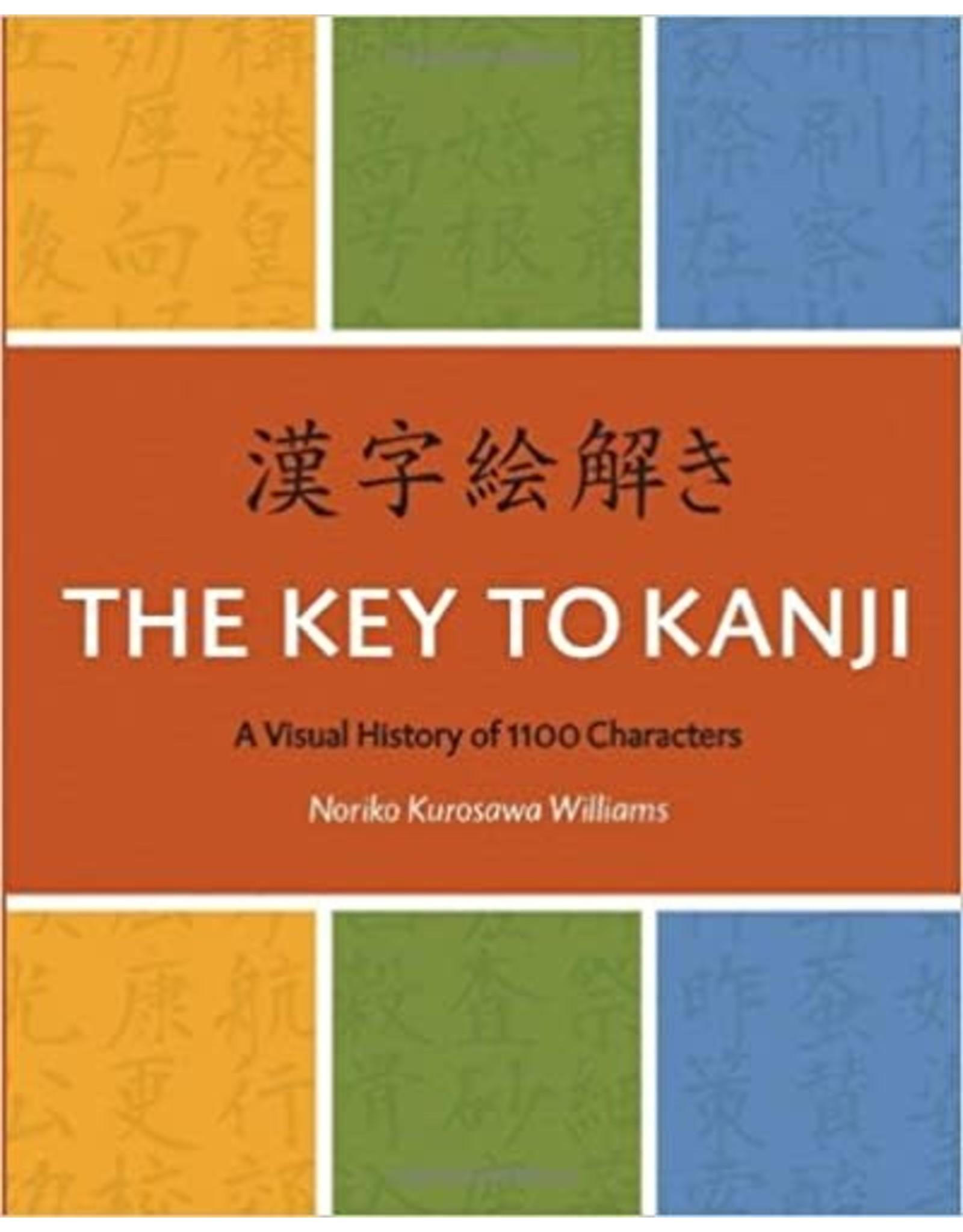 CHENG & TSUI KEY TO KANJI (2015)