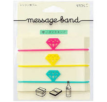 Designphil Inc. - MESSAGE BAND DIAMOND