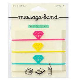Designphil Inc. MESSAGE BAND DIAMOND
