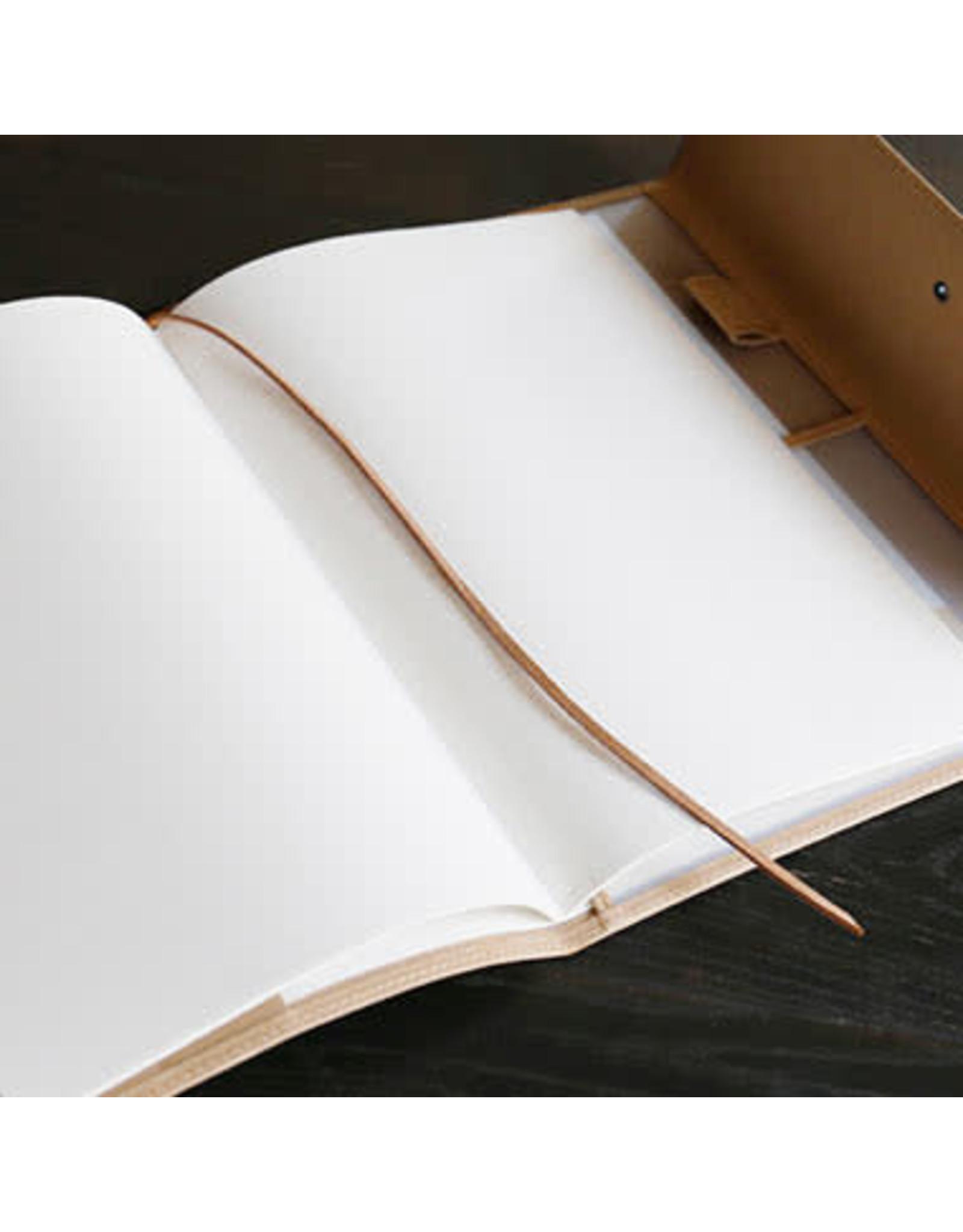 KING JIM CO., LTD. KRAFT PLASTIC FILE HOLDER COVER A4 GREY