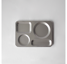 GSP - GSP TSUBAME CAFE TRAY STAINLESS HAIRLINE FINISH