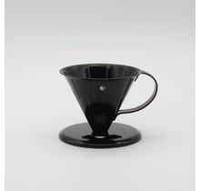 GSP GSP-COFFEEDRIPPER2.0BK GSP TSUBAME COFFEE DRIPPER 2.0 BLACK