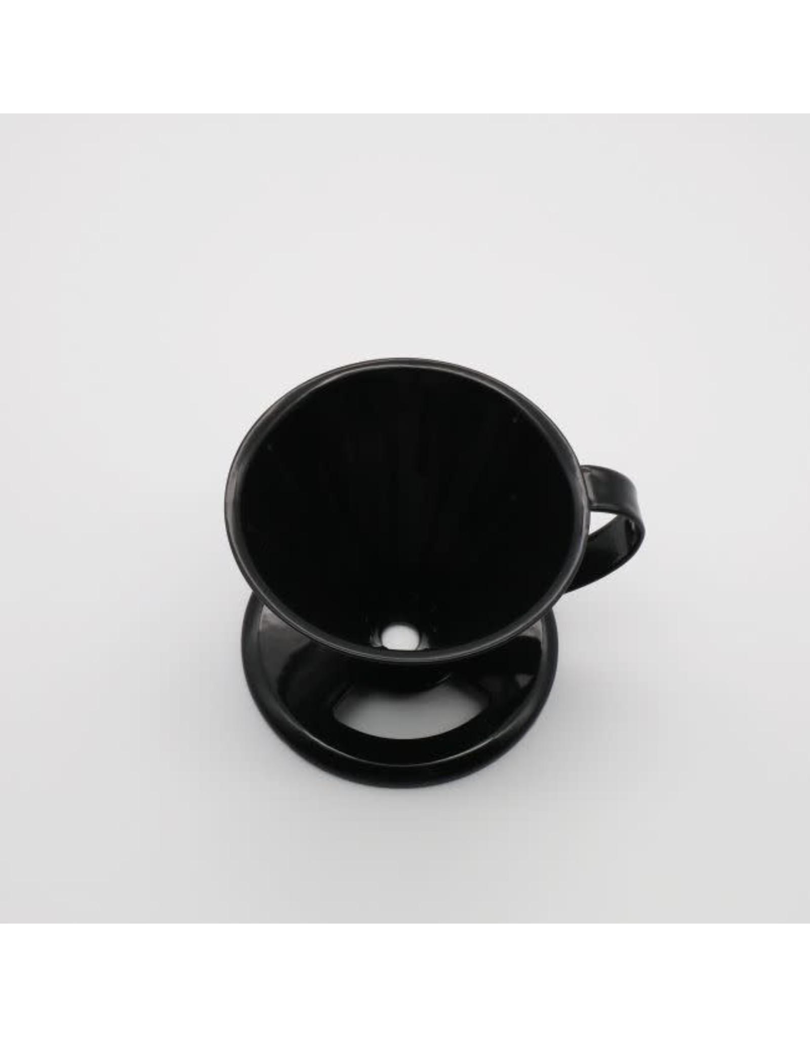GSP GSP TSUBAME COFFEE DRIPPER 2.0 BLACK
