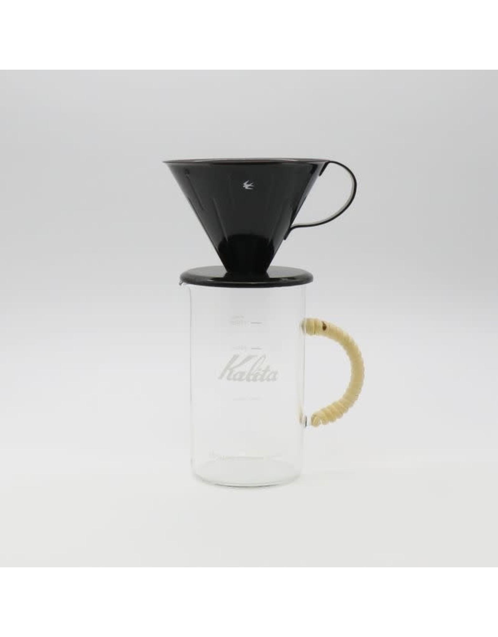 GSP GSP TSUBAME COFFEE DRIPPER 4.0 BLACK